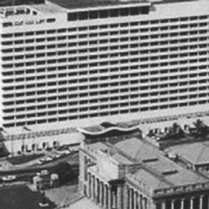 Galadari Hotel Inauguration 1982