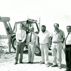 JCB Dealership in 1984