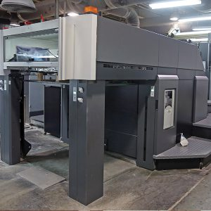 Roland Printing Press 2002
